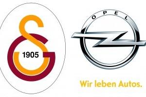 Opel, partener al Galatasaray Istanbul