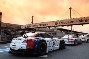 Prima victorie BMW Z4 GT3 in acest sezon
