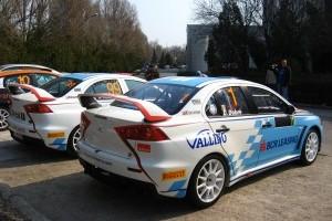 Un raliu cu probleme pentru BCR Leasing Rally Team