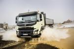 Noul Volvo FMX: Manevrabilitate superioara in orice conditii