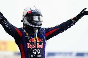 Vettel reuseste sa castige la Bahrain
