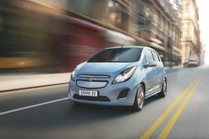 Chevrolet Spark EV - autonomie si economie de carburant