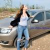 Fetele de la Masini.ro: Ligia & Dacia Logan II
