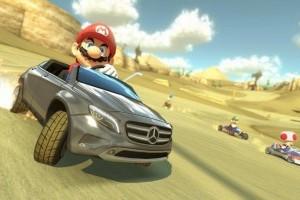 Fanii Mario Kart 8 se vor juca cu modele Mercedes-Benz