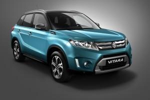 Suzuki lansează noul Vitara la Salonul Auto Paris