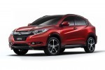 Primele fotografii cu exteriorul noului SUV Honda HR-V
