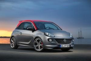 Noul Opel ADAM S are premiera la Salonul Auto de la Paris