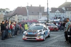 Raliul Sibiului a fost inclus în calendarul 2015 al CNR