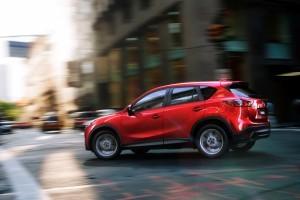 Creştere a vânzărilor Mazda în România