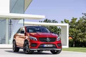 Mercedes-Benz GLE Coupe, prețurile pentru România