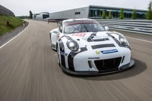 Noul Porsche 911 GT3 R