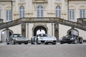 Porsche a finalizat producția modelului 918 Spyder