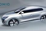 Noi imagini cu Hyundai Ioniq