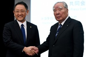 Toyota și Suzuki au încheiat un memorandum