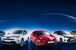 Toyota este numărul 1 în piața de maşini eco din România