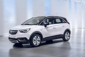 Opel Crossland X, SUV-ul de oraș al germanilor