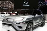 Ssangyong a prezentat conceptul XAVL la Geneva