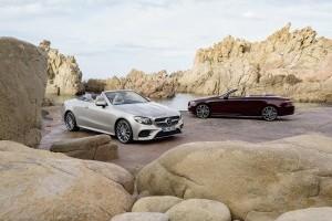 Mercedes-Benz E Cabrio se lansează în România
