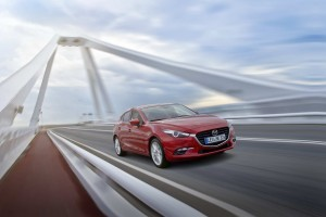 Vânzările Mazda în România au crescut cu 16% în primul semestru