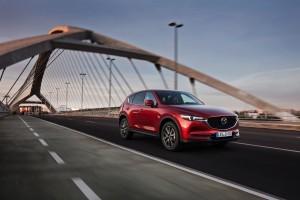 Mazda a primit recunoașterea Top Safety Pick+ acordat de către IIHS în ceea ce priveşte siguranţa