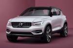 Noi detalii despre Volvo XC40