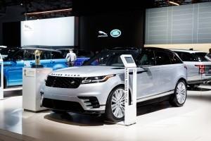 Range Rover Velar a primit distincția de cea mai frumoasă mașină din lume
