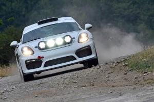 Porsche aduce Cayman GT4 Clubsport ca mașină de deschidere