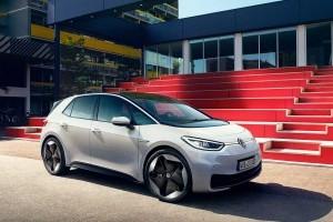 Volkswagen ID.3 1ST vine în premieră în România