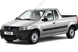 Dacia a prezentat, in premiera mondiala, la SIAB, modelul Logan Pickup