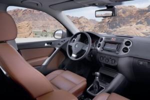 Tiguan  SUV ul anului 2007