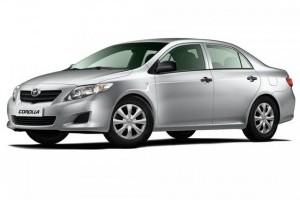 Noua Toyota Corolla