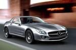 Mercedes SLC Gullwing - Speculatii in toi