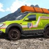 Subaru Forrester Mountain Rescue - Salvamontul motorizat!