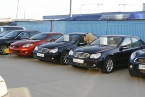Vanzarile de masini second-hand au scazut cu 50 la suta
