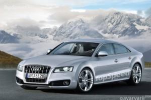 O noua reprezentare a viitorului Audi A7
