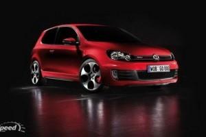 Volkswagen Golf VI GTI - imagini oficiale