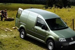 Volkswagen prezinta noul Caddy4Motion