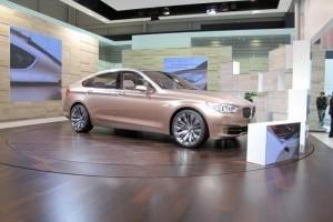 Geneva LIVE: BMW a prezentat noul Seria 5 GT concept