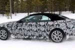 Noi imagini spion cu BMW seria 6 Cabrio!