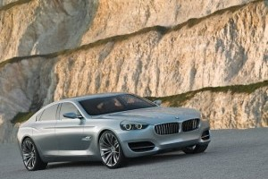 BMW pregateste noua Seria 6 GT