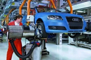 Audi isi premiaza toti angajatii cu cate 5.300 euro