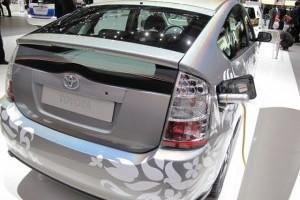 Ford versus Toyota