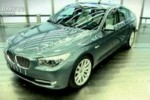 VIDEO: BMW prezinta noul Seria 5 GT de serie