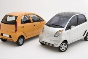 Tata Motors a lansat azi cea mai ieftina masina din lume
