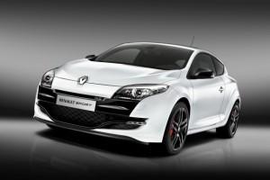 Noi fotografii cu Renault Megane RS