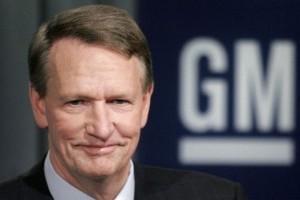Rick Wagoner primeste 20 de mil. $ pentru demisia de la GM