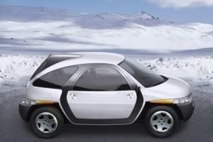 Concept car: Fioravanti Tris