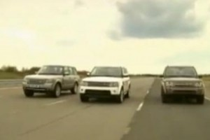 VIDEO: Noile modele Land Rover