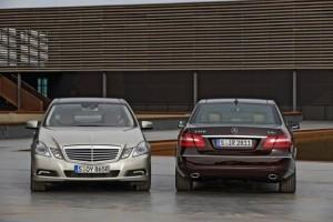 50.000 de comenzi pentru Mercedes E-Class!