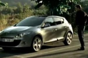 VIDEO: Reclama incredibila la Renault Megane